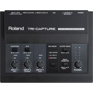USB-аудио интерфейс ROLAND TRI-CAPTURE