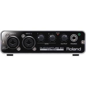 USB-аудио интерфейс ROLAND DUO-CAPTURE EX